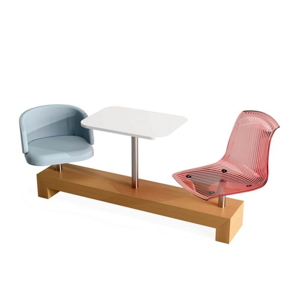 Mix and Match Small Bench