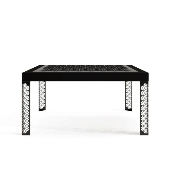 Arabesque Square Dining Table