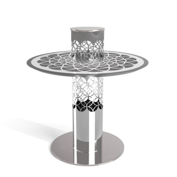 Arabesque Tea Table