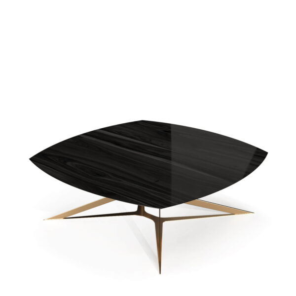 Fifties Square Coffee Table