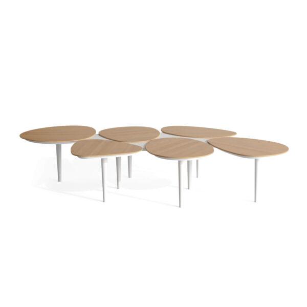 Pebbles Coffee Table L