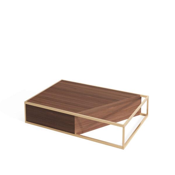 Void Rectangular Coffee Table