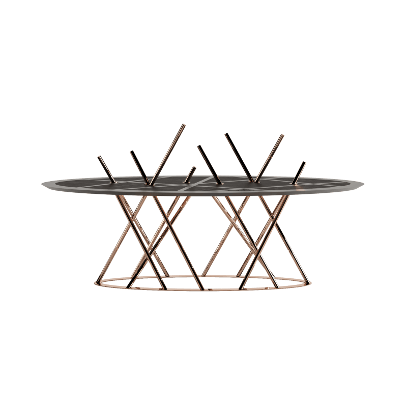 Mikado Dining Table  About Emotional Objects Mikado Collection Dining Table
