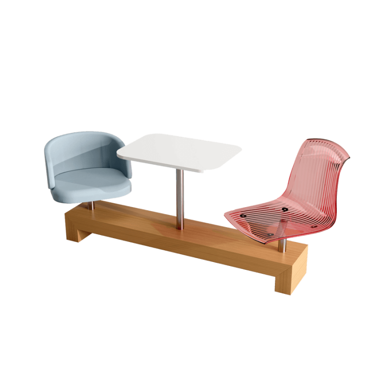 Mix and Match Small Bench  About Emotional Objects Mix and Match Collection Small Bench